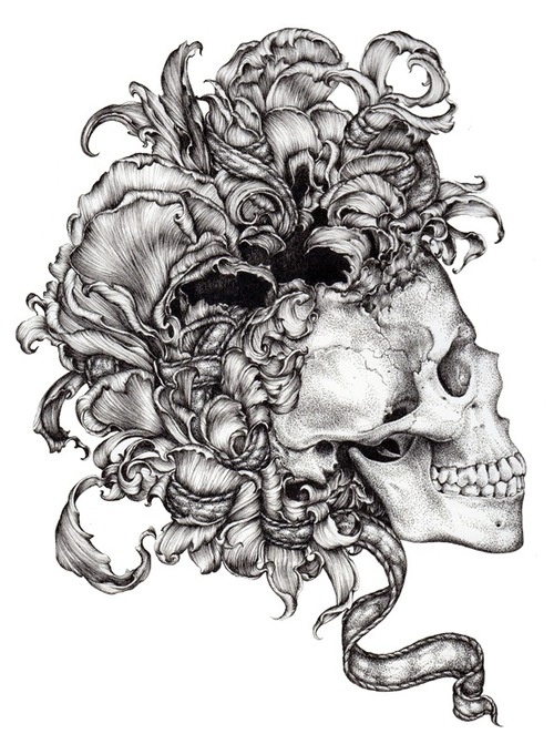 Memento Mori by Lucy Hardie