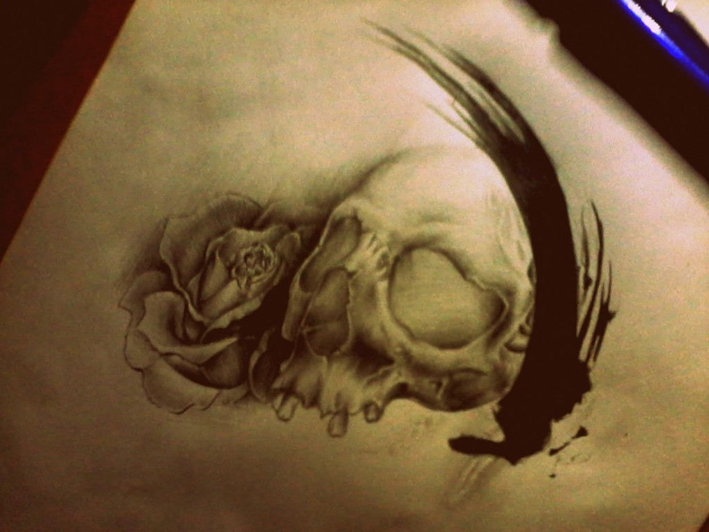 Skull illustration (3)