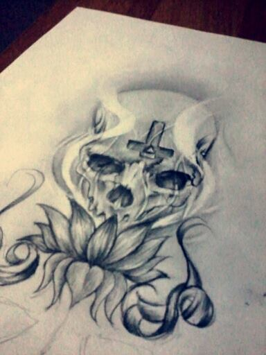 Skull illustration (4)