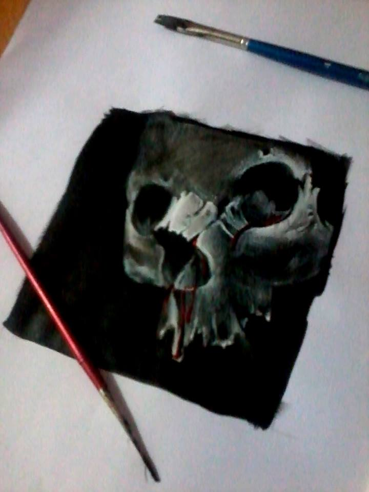 Skull illustration (5)