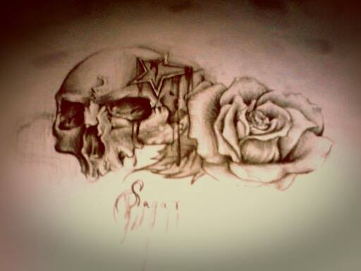 Skull illustration (7)
