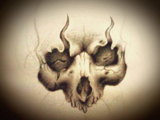 Skull illustration (9)