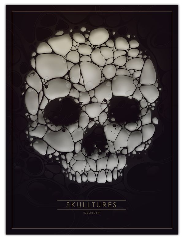Skulltures by DSORDER