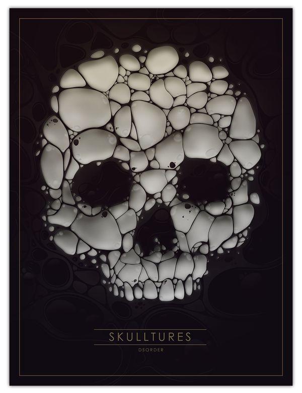 Skulltures by DSORDER