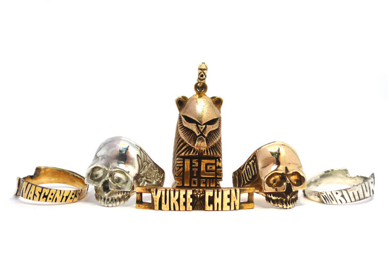 skull jewelry by Yukee Chen (2)