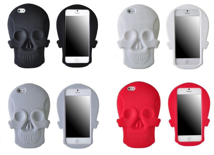 Skull iPhone cases
