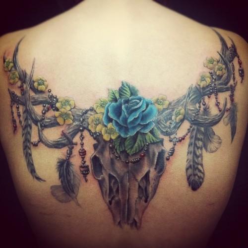 deer tattoo (2)