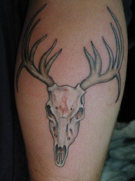 deer_tattoo
