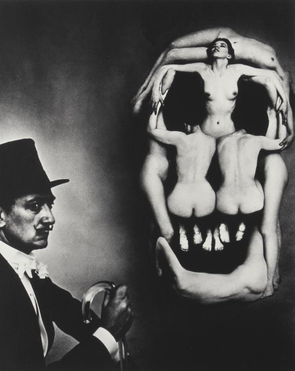 in voluptas mors Salvador Dali