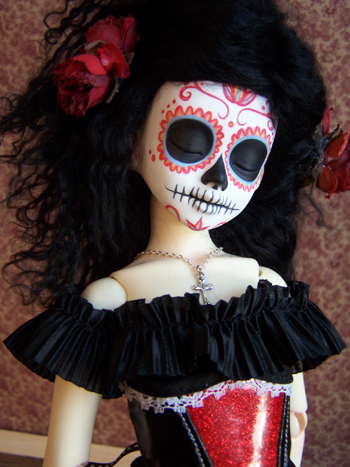 Day of the Dead Doll (2)