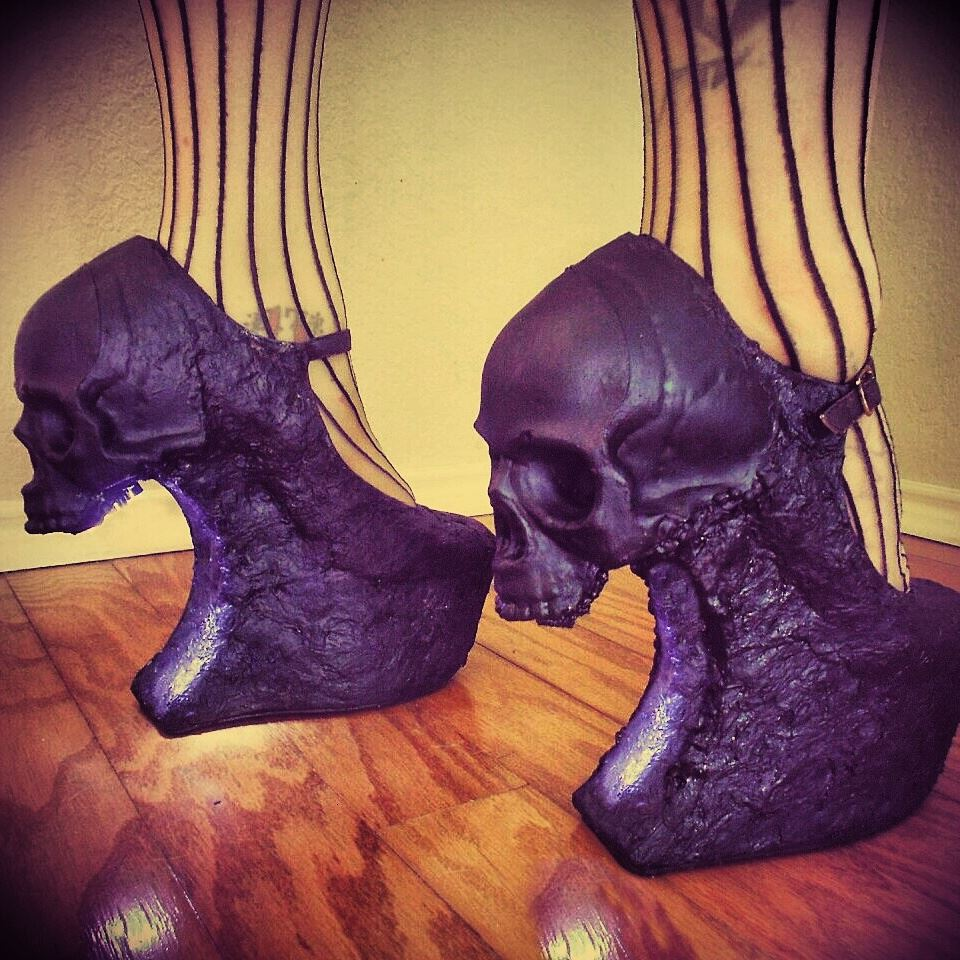 ZombiePeepshow Purgatory shoes (2)