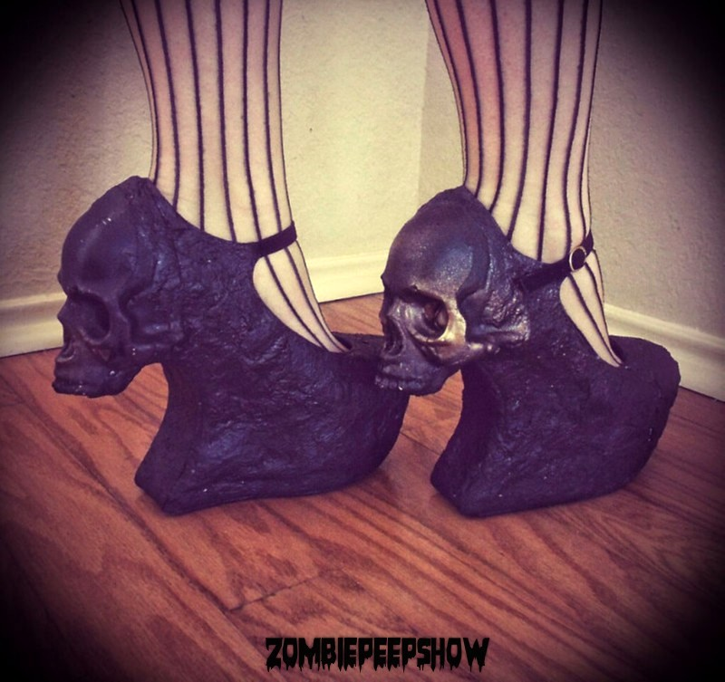 ZombiePeepshow Purgatory shoes