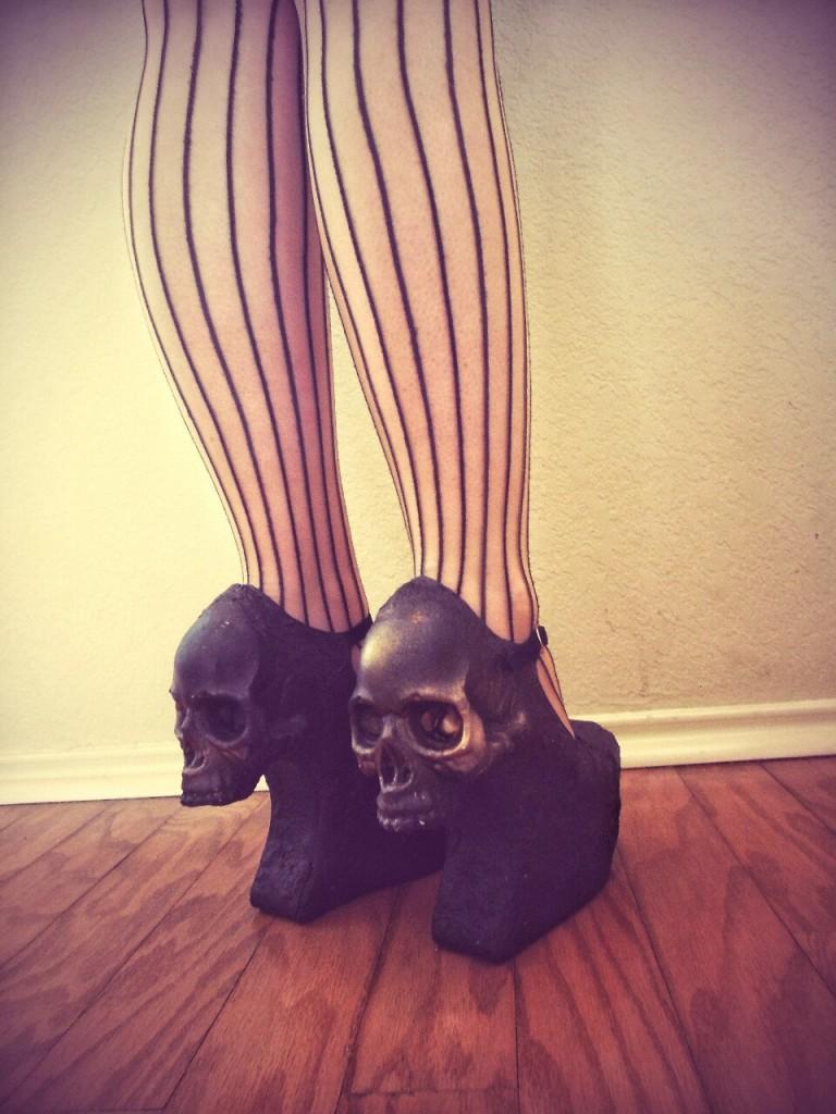 ZombiePeepshow shoes