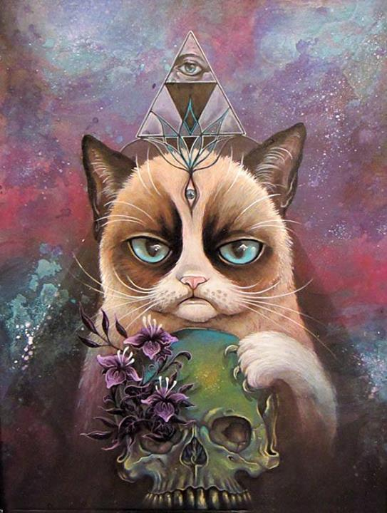 Mind Control Kitty