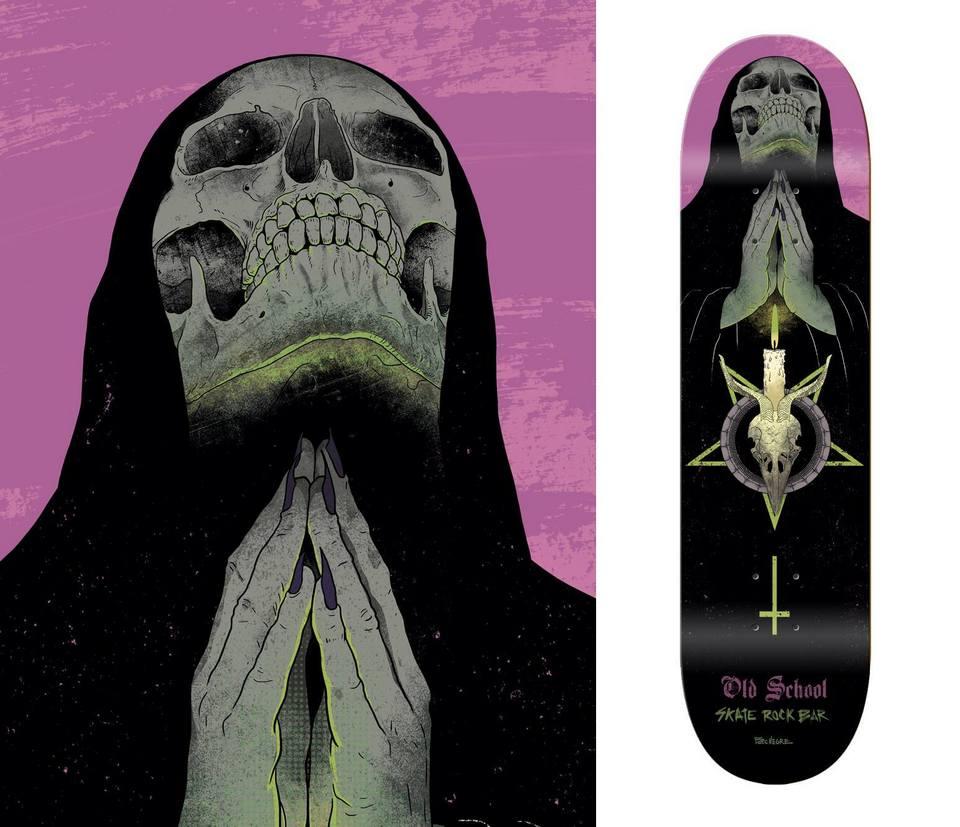 Skull Illustrations by Joan Alturo (2)