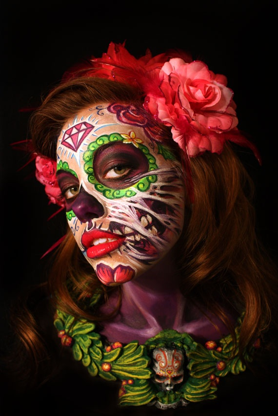 Body Painting by Alex Hansen
