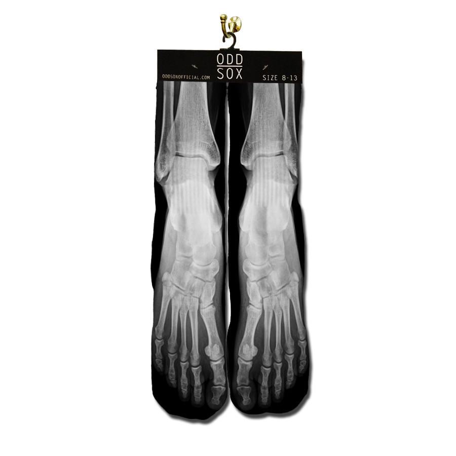 X-Ray Skeleton Socks (2)