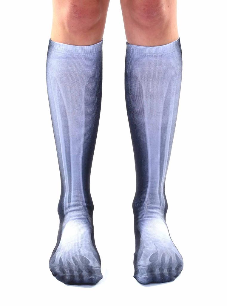 skeleton Socks (2)