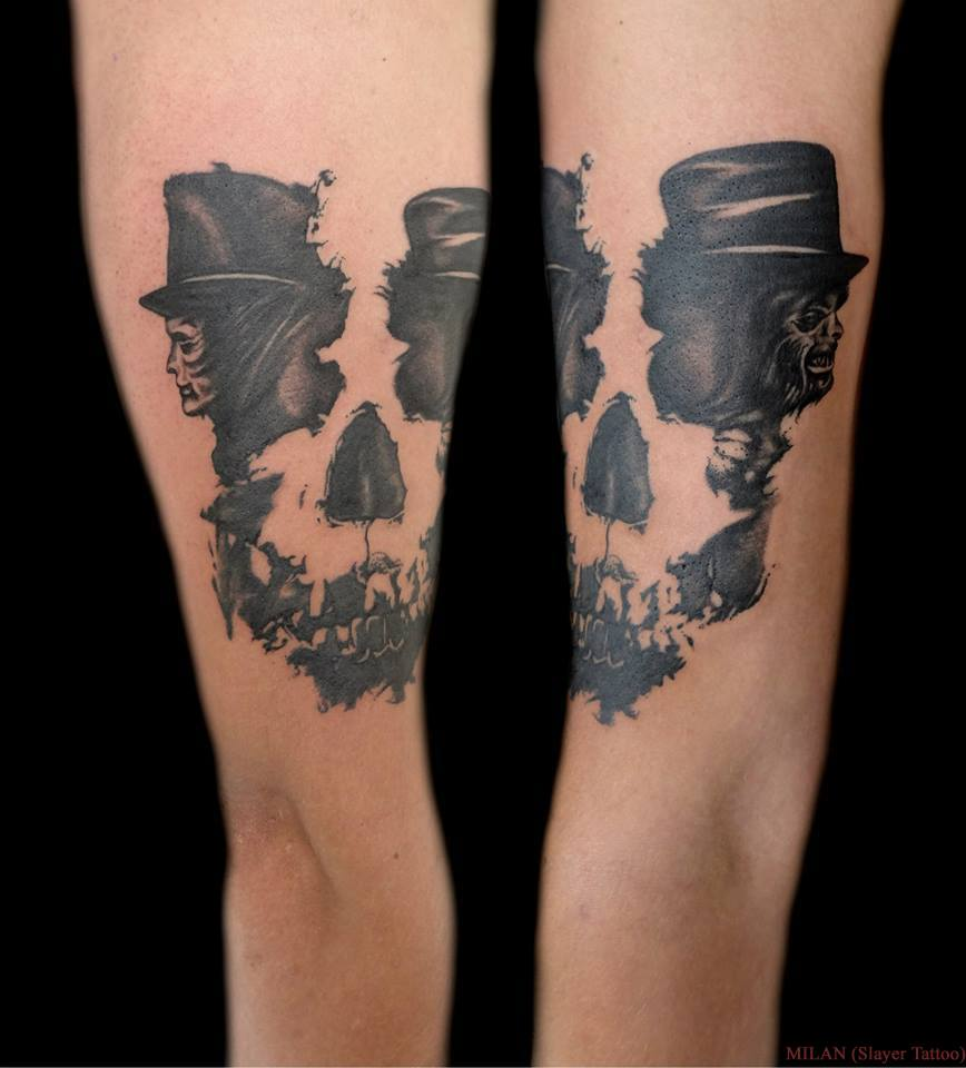 skull tattoos by Milan (2)