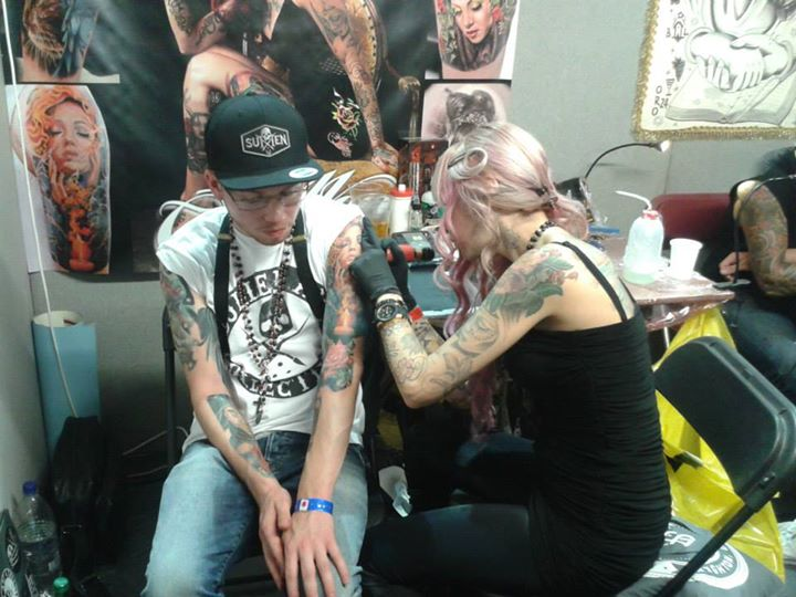 London Tattoo Convention 2014 (2)
