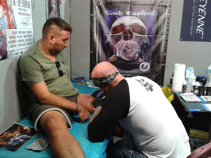 London Tattoo Convention 2014 (3)