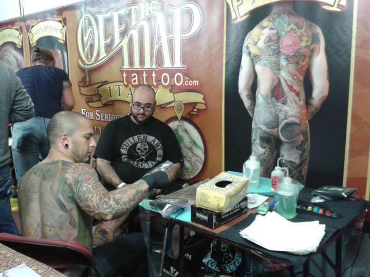 London Tattoo Convention 2014 (4)