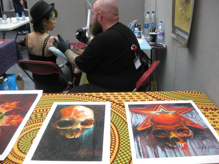London Tattoo Convention 2014 (5)