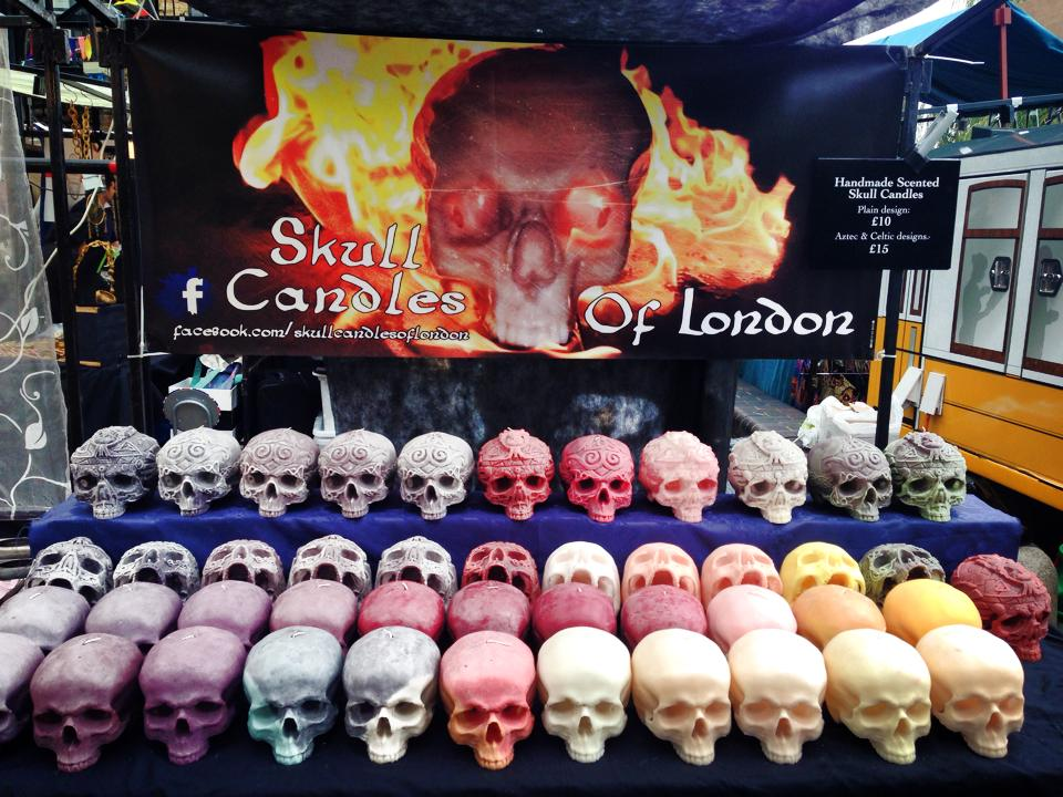 Skull Candles (2)