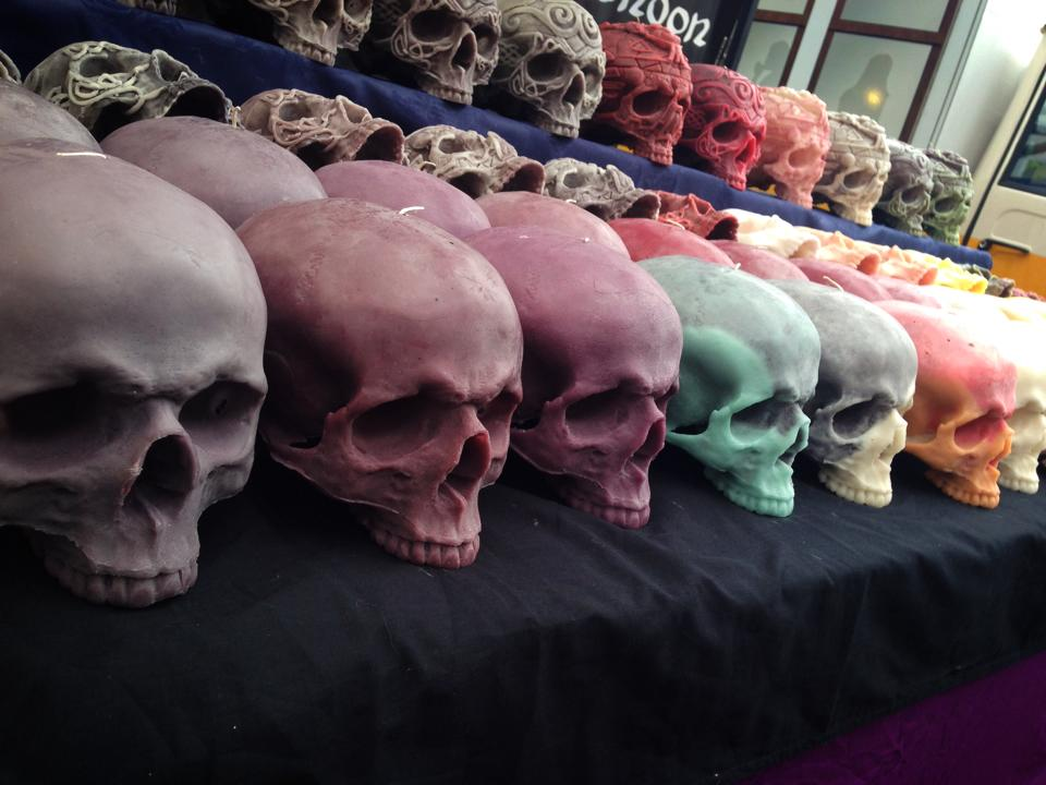 Skull Candles of London
