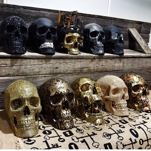 Skulls by Jack of the Dust
