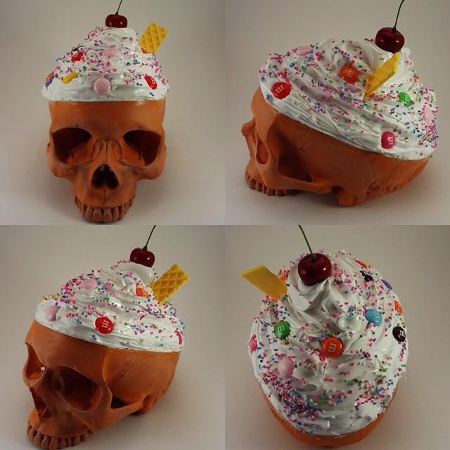 candyland skull