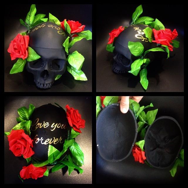 heathers skull