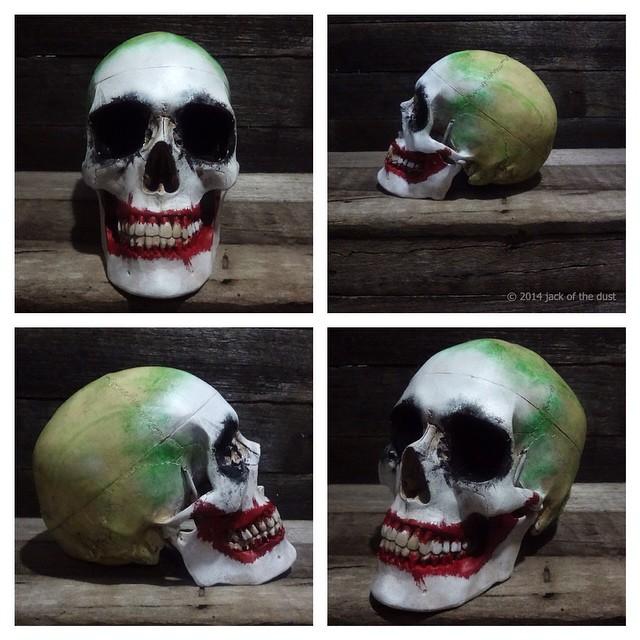 jocker skull