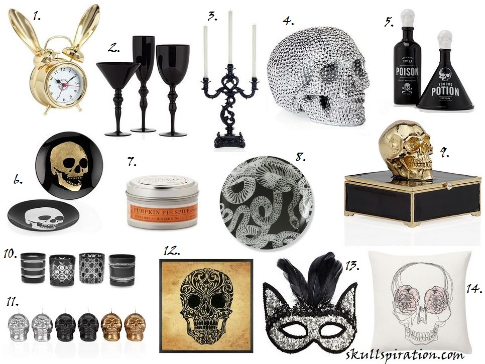 Halloween inspired finds