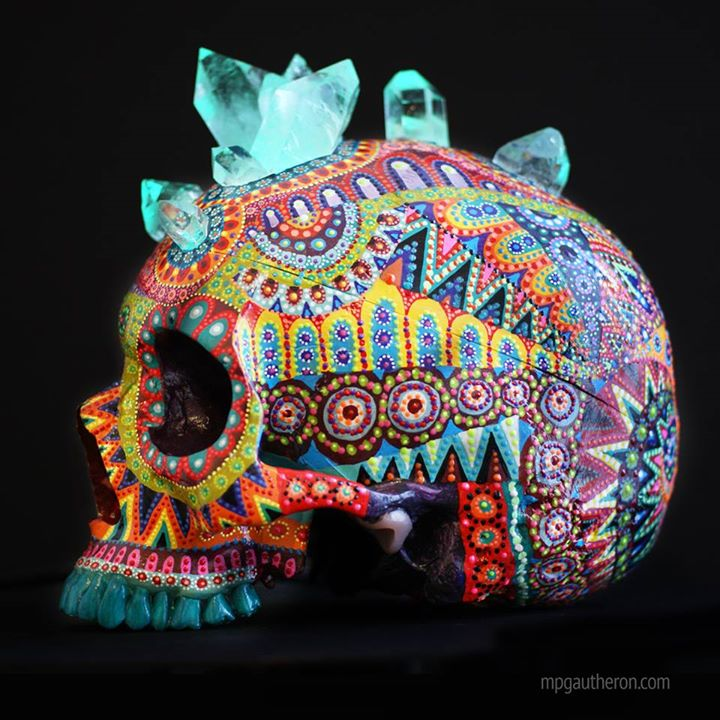 Skulls by Marie-Pascale Gautheron (2)