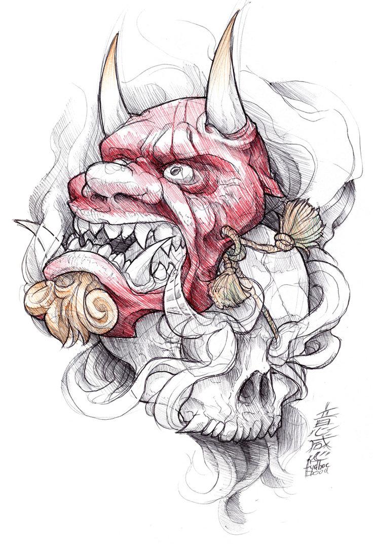 Tattoo sketch (2)
