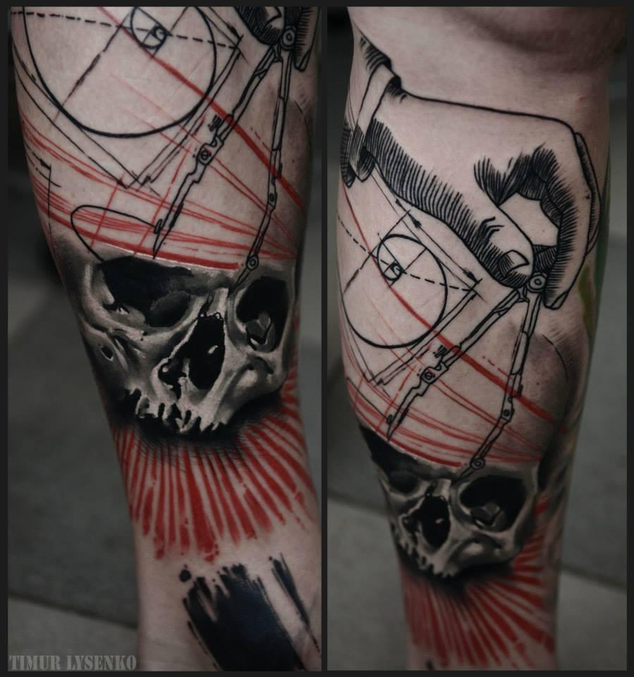 Timur Lysenko tattoo (2)