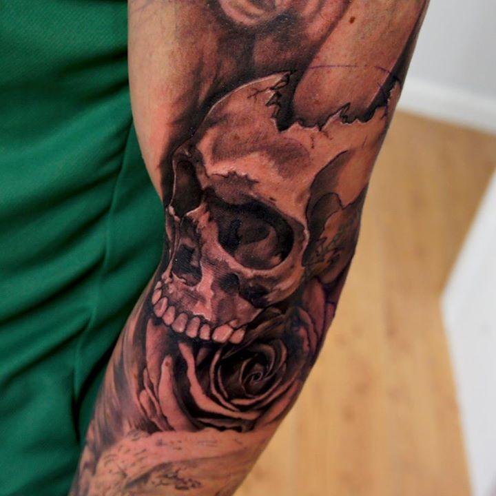 skull tattoo (3)