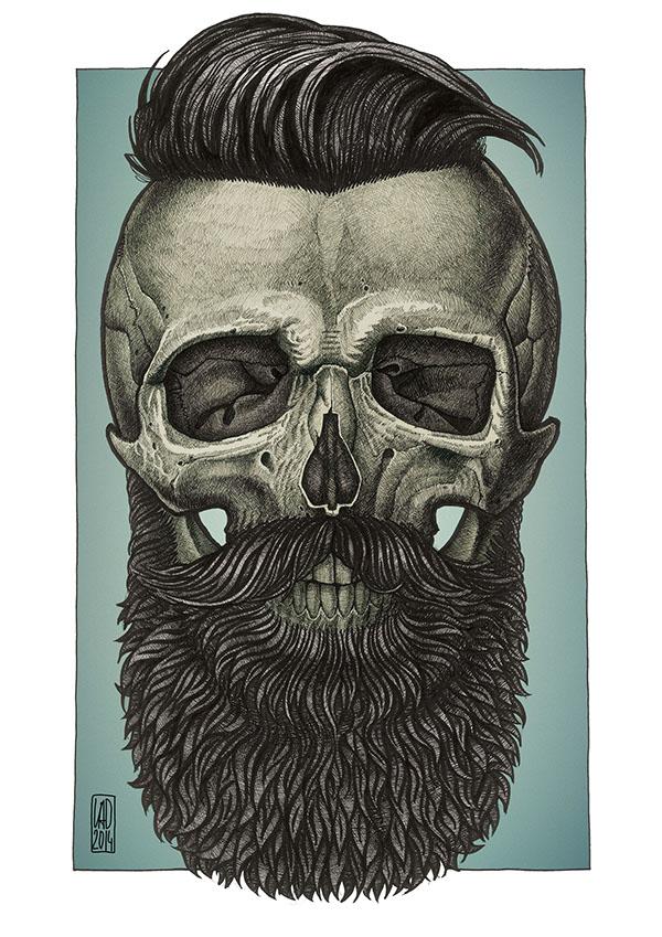Bearded by Vadim Zhulanov