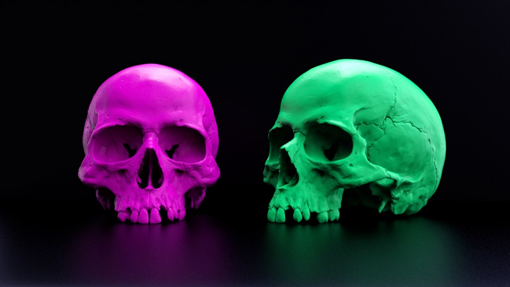 Happy Skulls by Arvid Volz (3)