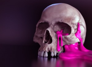 Happy Skulls by Arvid Volz