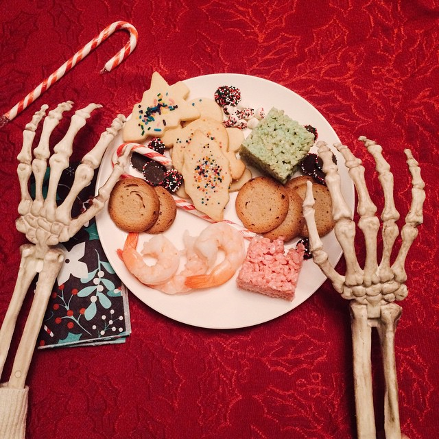 Skeleton daily life