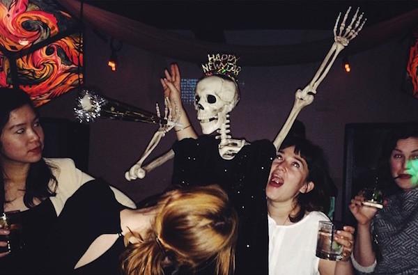 Skellie party