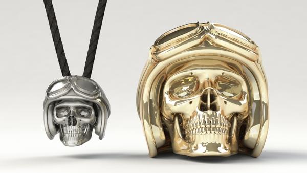 Easy Rider Skull (2)