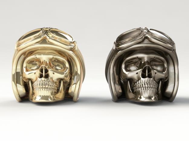 Easy Rider Skull by Urbano Rodriguez (2)
