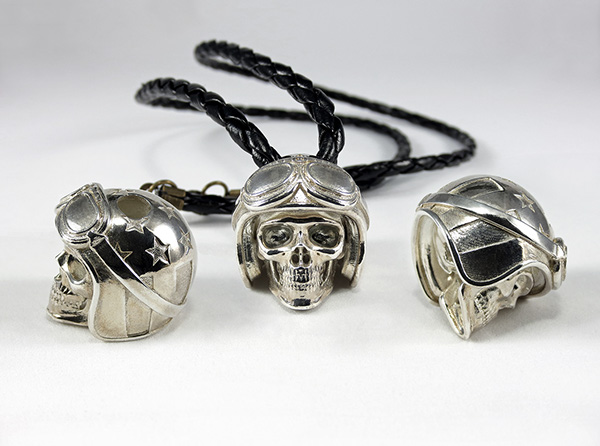 Easy Rider Skull