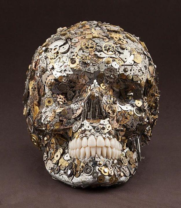 Kpavio skull
