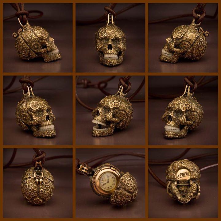 Skulls by Kpavio