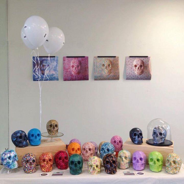 Skulls by NinaMarlena (2)