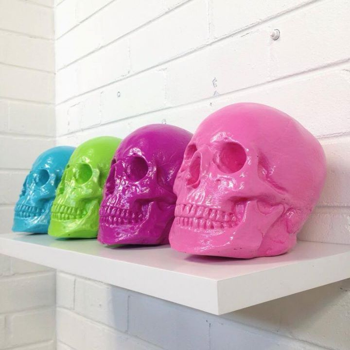 Skulls by NinaMarlena (3)
